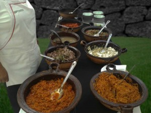 buffet mexicano