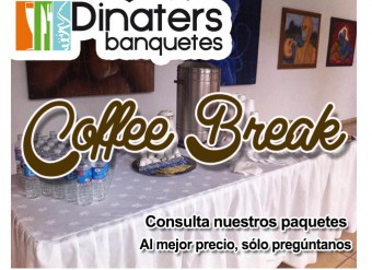 Servicio de Coffee Break o café para eventos